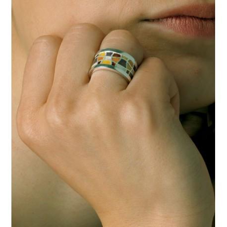 Ocher Ring Gaudiblu 73