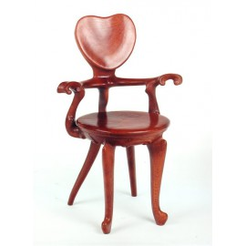Calvet Armchair Original Reproduction