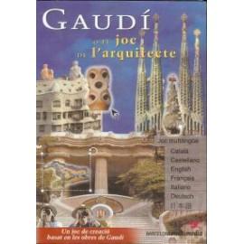 GAUDI o el juego del arquitecto CD-Rom