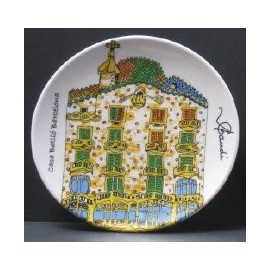 Plato Batlló mini 14 cm