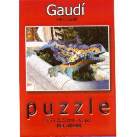 Puzzle Drac Park Guell 63 piezas
