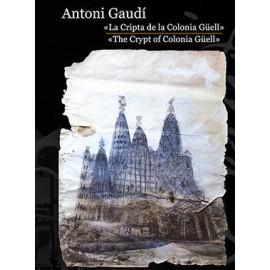 DVD Antoni Gaudí. La Cripta de la Colonia Guell