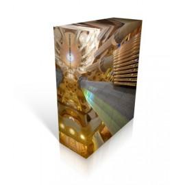VIP Pack. Book Sagrada Familia Opus Magnum Gaudí & 2 DVD'S