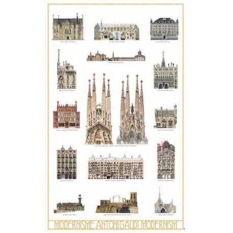 Poster All Gaudi