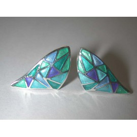 Gaudi Trencadis Earrings