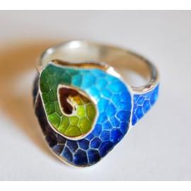 Gaudi Snail Ring