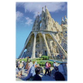Print Sagrada Familia-3