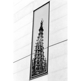 Photo Print Barcelona Cathedral Reflexion