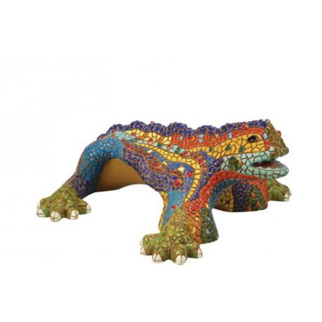 Gaudi Park Güell Resin Lizard