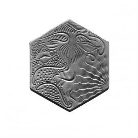 Paseo de Gracia Floor Tile Magnet