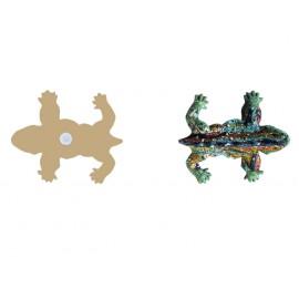 Gaudi Park Guell Lizard magnet