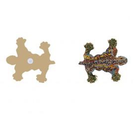 Park Güell Lizard Magnet