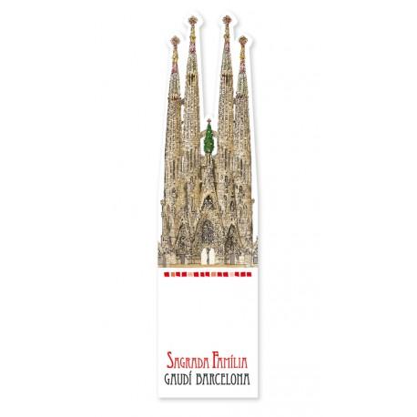 Bookmarker Sagrada Familia