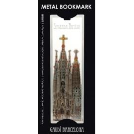 Bookmarker Gaudí Barcelona