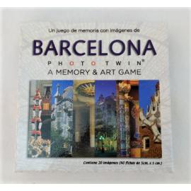 Barcelona Memory Game