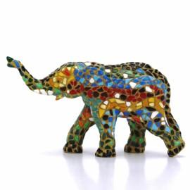 Middle elephant 11cm