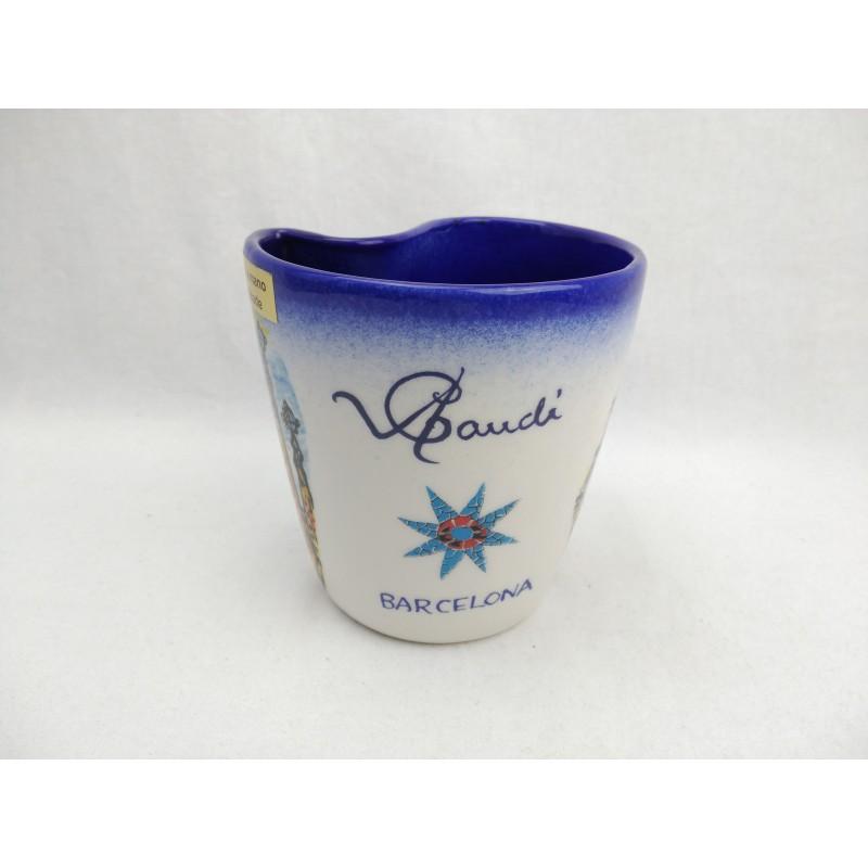 Mug ceramica barcelona for Mug barcelona