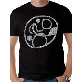 Camiseta Miró- Hombre