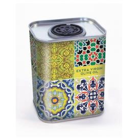 Mini lata de aceite de oliva Barcelona