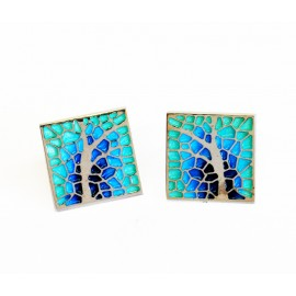 Earrings Nature Full Colour