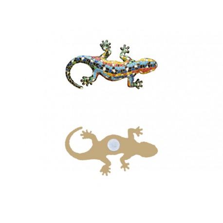 Magnet Salamander 10 cm.