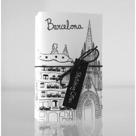 Sketching Barcelona Memo Set 3