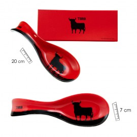 Support spoons porcelain bull Osborne