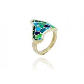 Ocher Ring Gaudiblu 50