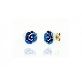 Trencadis Snail-shaped Earrings