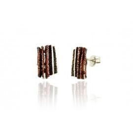 Small Junco Earrings