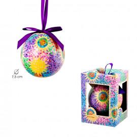 Bola de Navidad Gaudí Multicolor
