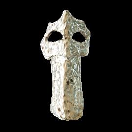 Chimney Pedrera Silver Brooch