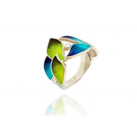 Amil ring 5 leaves