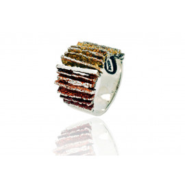 Junco stripes ring