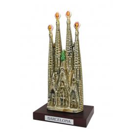 Gaudi Sagrada Familia in Ceramics