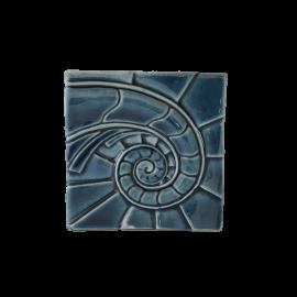 Imán en cerámica escaleras Sagrada Familia
