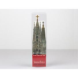 Punto de Libro Basílica Sagrada Familia