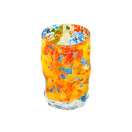 Vaso de vidrio Triana Aurora
