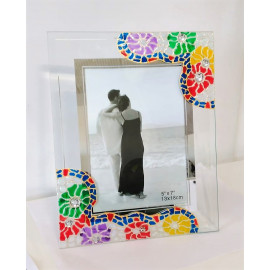 Photo Frame Mosaic Patern