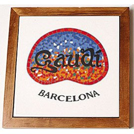 "Table mat ""Gaudí"""