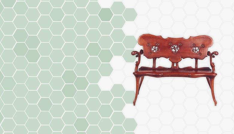 Calvet Bench