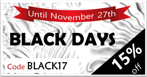 Gaudi Black Days 2017