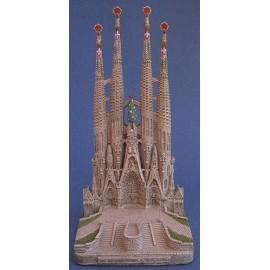 Gaudi's Sagrada Familia in Alabaster