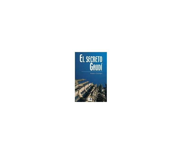 Novela El Secreto Gaudí