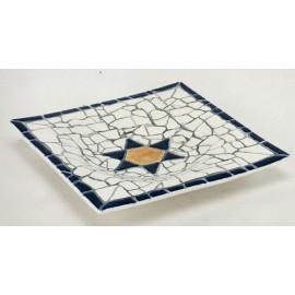 Plato de Ceramica Trencadis