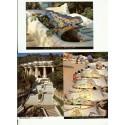 Pack 8 Postales Gaudí