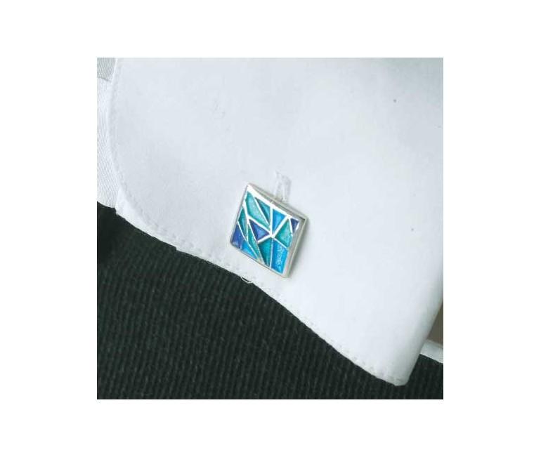 Cuff Links Gaudi Blue 99