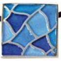 Colgante baldosa Gaudí sin marco