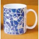 Mug Aguamarina Azul