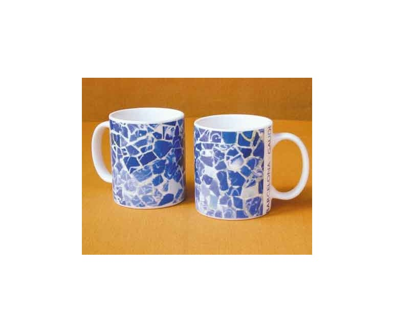Mug Seawater Blue
